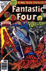 Fantastic Four Annual # 12