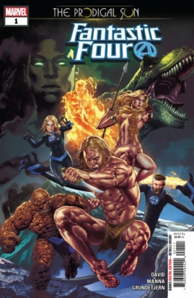 Fantastic Four: The Prodigal Sun # 1