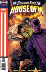 Fantastic Four: House of M # 2