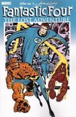 Fantastic Four: The Lost Adventures # 1