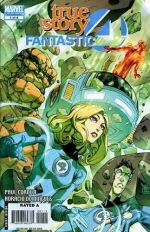 Fantastic Four: True Story # 1
