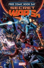 Free Comic Book Day 2015 (Secret Wars) # 1