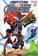 Free Comic Book Day 2015 (Avengers) # 1