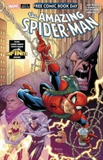 Free Comic Book Day 2018 (Amazing Spider-Man) # 1