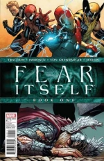 Fear Itself # 1