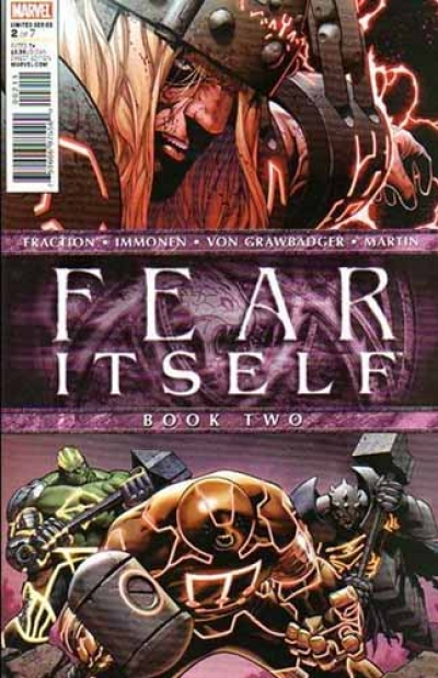 Fear Itself # 2