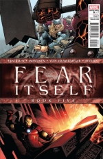 Fear Itself # 5