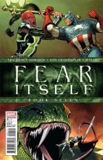 Fear Itself # 7