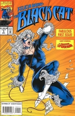 Felicia Hardy: The Black Cat # 1