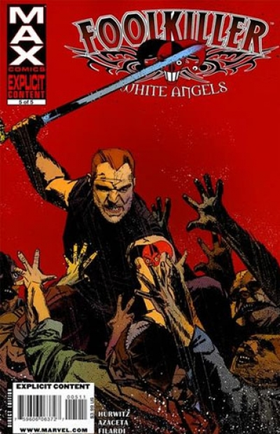 Foolkiller: White Angels # 5