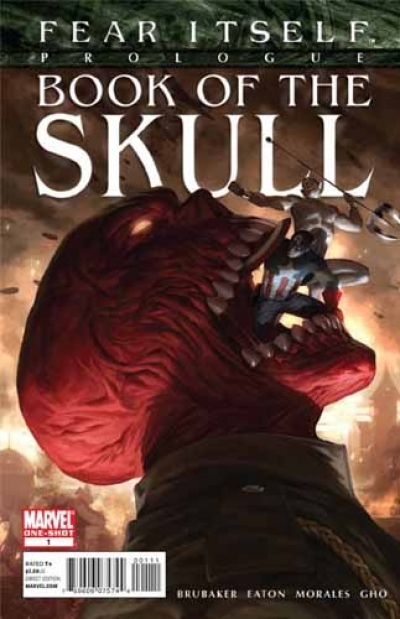 Fear Itself: Book of the Skull # 1