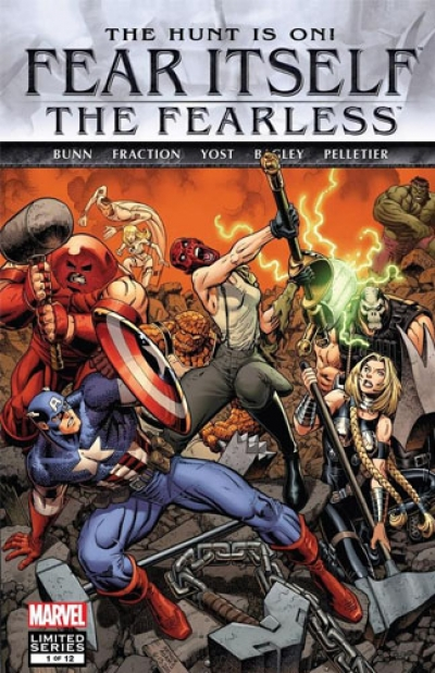 Fear Itself: The Fearless # 1
