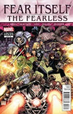 Fear Itself: The Fearless # 3