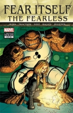 Fear Itself: The Fearless # 5