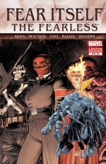 Fear Itself: The Fearless # 8