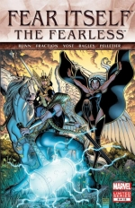 Fear Itself: The Fearless # 9