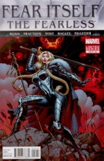 Fear Itself: The Fearless # 12