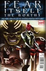 Fear Itself: The Worthy # 1