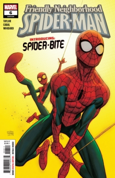 Friendly Neighborhood Spider-Man vol 2 # 6