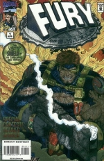 Fury Of SHIELD # 1