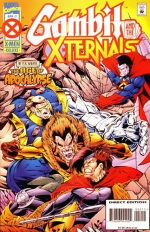 Gambit and The X-Ternals # 2