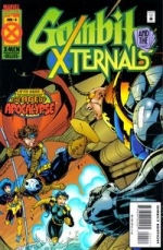 Gambit and The X-Ternals # 4