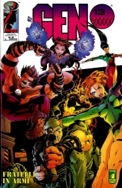 Gen 13 (Star Comics) # 8
