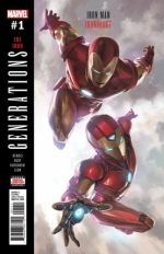 Generations: Iron Man & Ironheart # 1