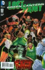 Green Lantern: Lost Army # 2