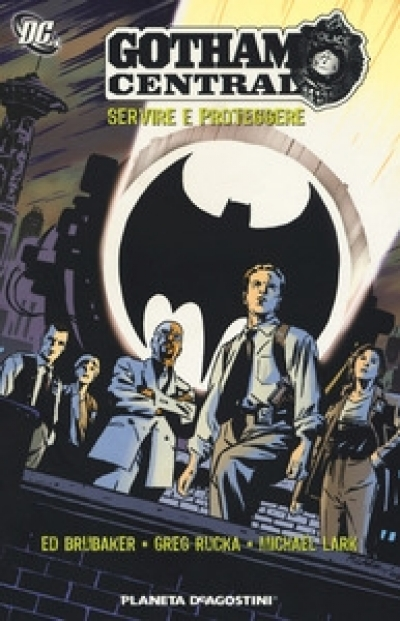 Gotham Central TP # 1