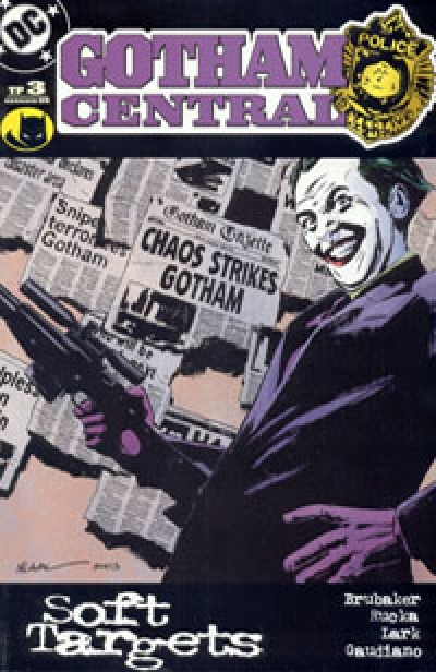Gotham Central TP # 3