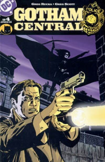 Gotham Central TP # 4