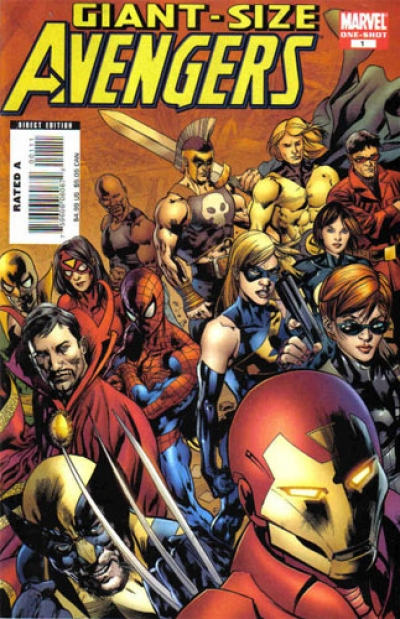 Giant-Size Avengers vol 2 # 1