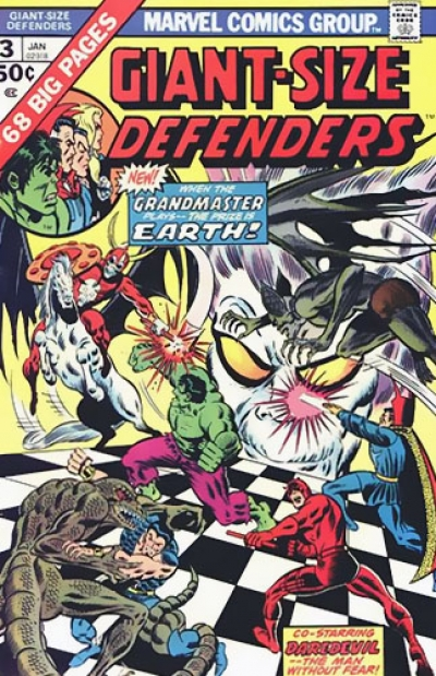Giant-Size Defenders # 3
