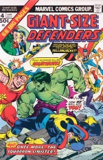 Giant-Size Defenders # 4