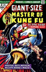 Giant-Size Master of Kung Fu # 2