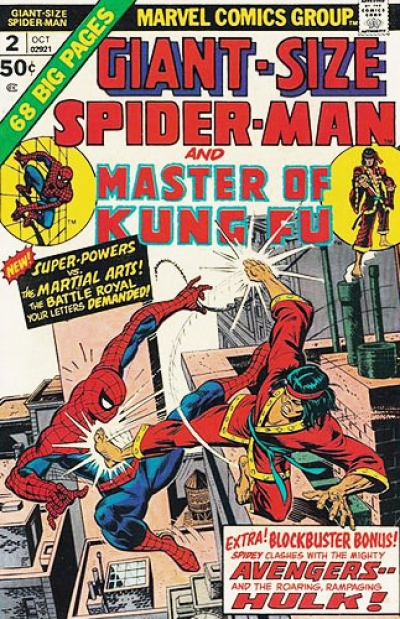 Giant-Size Spider-Man # 2