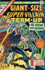 Giant-Size Super-Villain Team-Up # 1