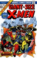 Giant-Size X-Men # 1