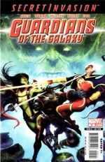 Guardians of the Galaxy vol 2 # 5