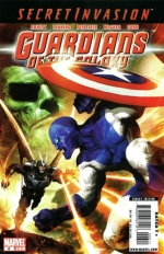 Guardians of the Galaxy vol 2 # 6