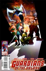 Guardians of the Galaxy vol 2 # 18