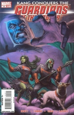 Guardians of the Galaxy vol 2 # 19