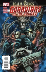 Guardians of the Galaxy vol 2 # 20