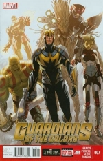 Guardians Of The Galaxy vol 3 # 7