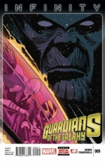 Guardians Of The Galaxy vol 3 # 9