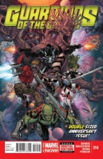 Guardians Of The Galaxy vol 3 # 14