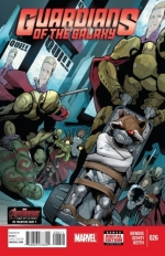 Guardians Of The Galaxy vol 3 # 26