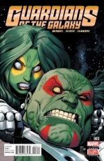 Guardians of the Galaxy vol 4 # 3