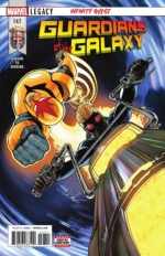 Guardians of the Galaxy vol 4 # 147
